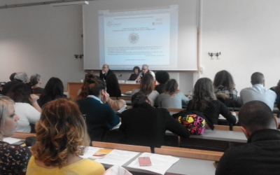 "Les chocs culturels à l'Université de Rome ""La Sapienza"""